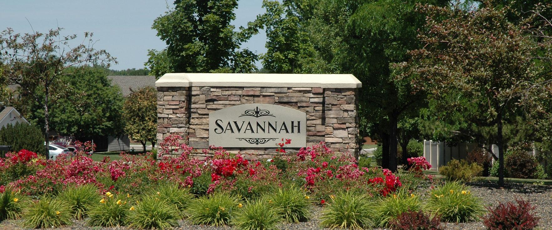 Savannah Boise, ID   Charleston Place Boise, ID   HOA